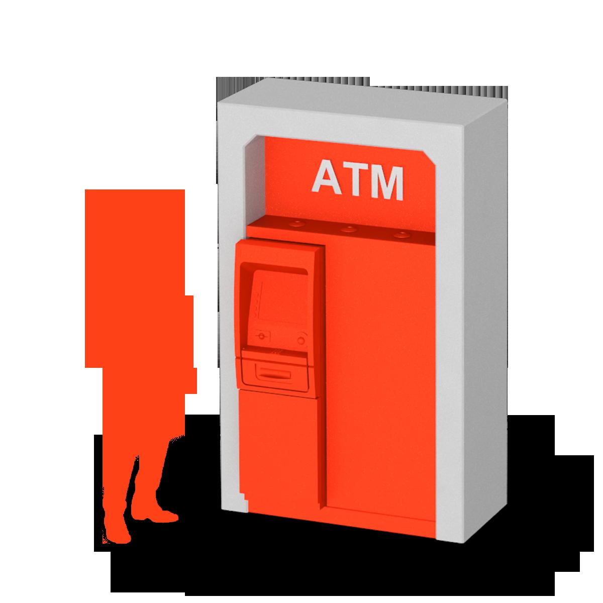 bboxx bboxx Geldautomat Rechteck