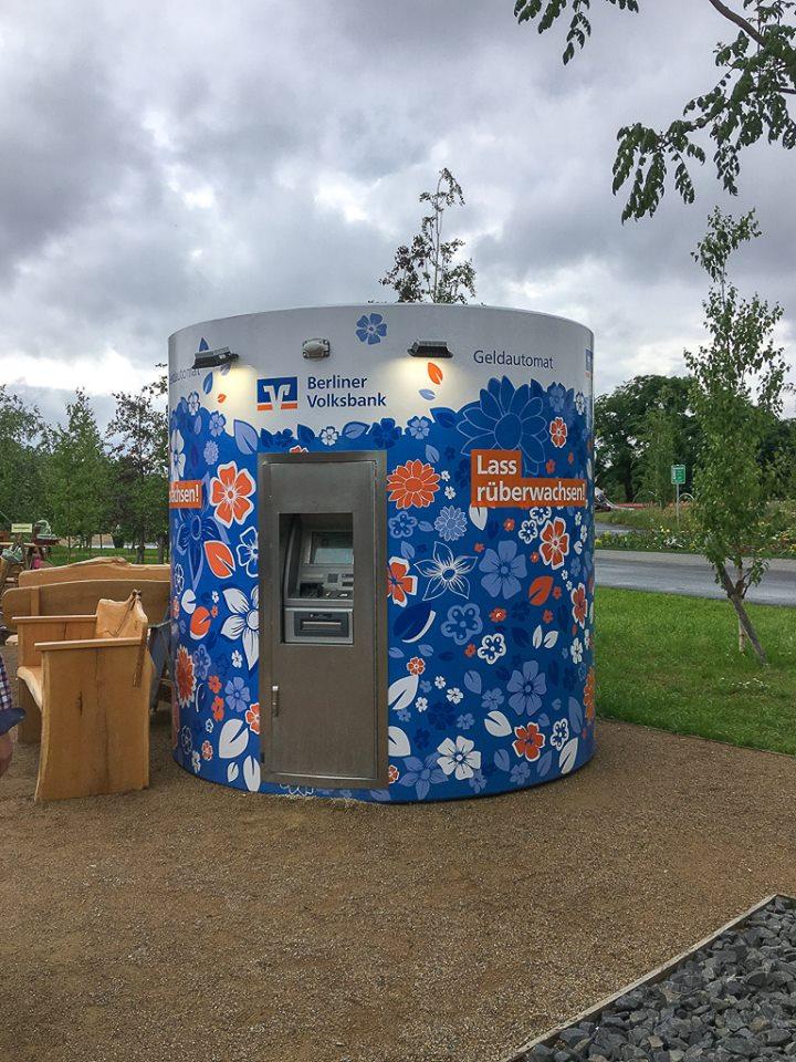 bboxx ATM Volksbank