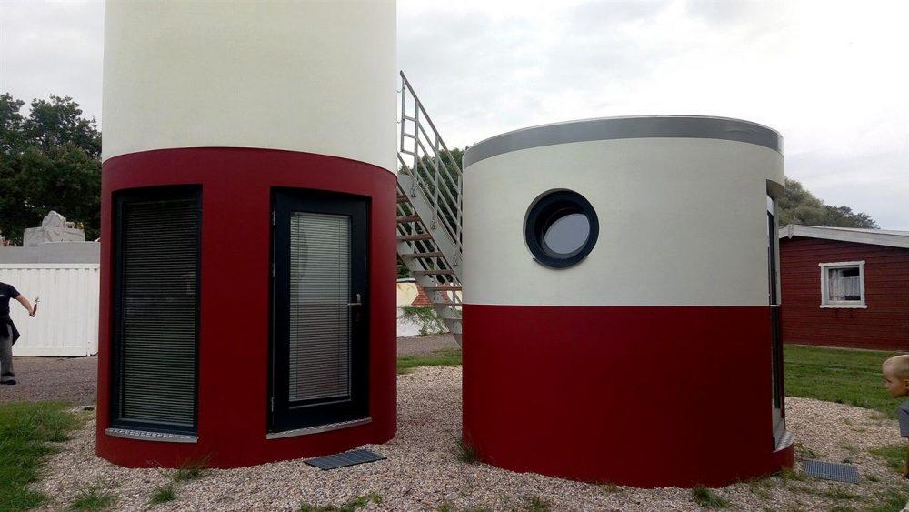 Veloform bboxx Hoteltower Marina Coswig