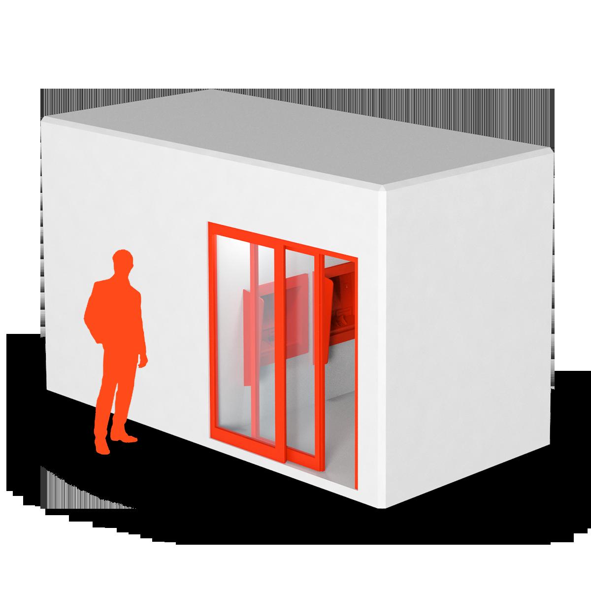 bboxx bboxx Geldautomat Rechteck EXTRA
