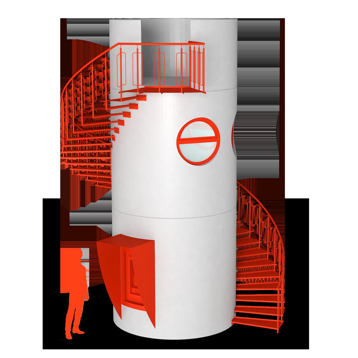 bboxx bboxx Cash-Turm