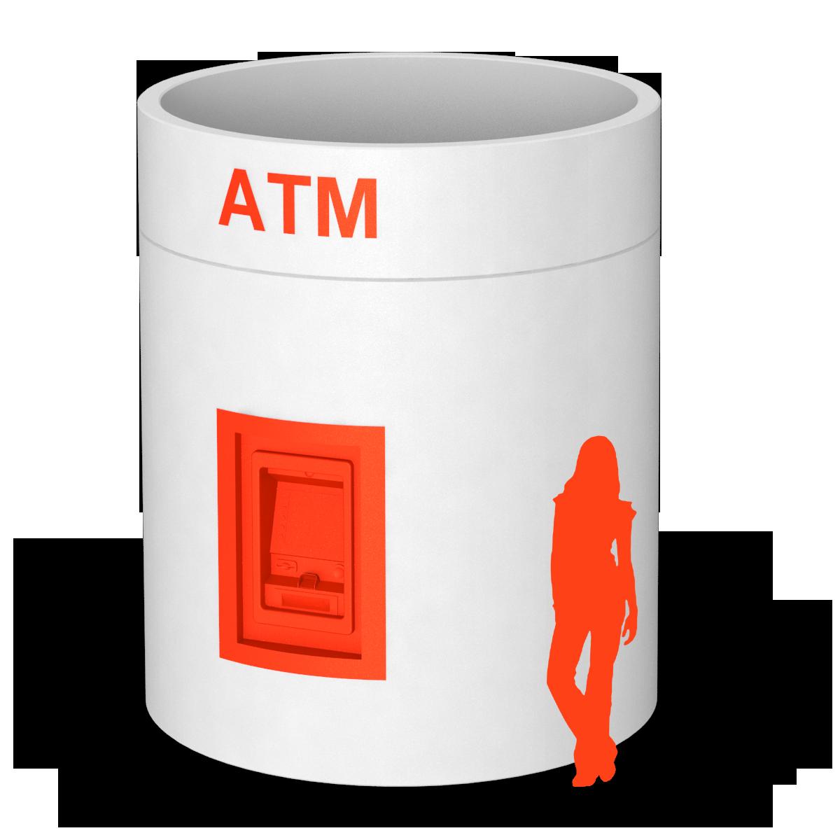 bboxx ATM 1 external ATM