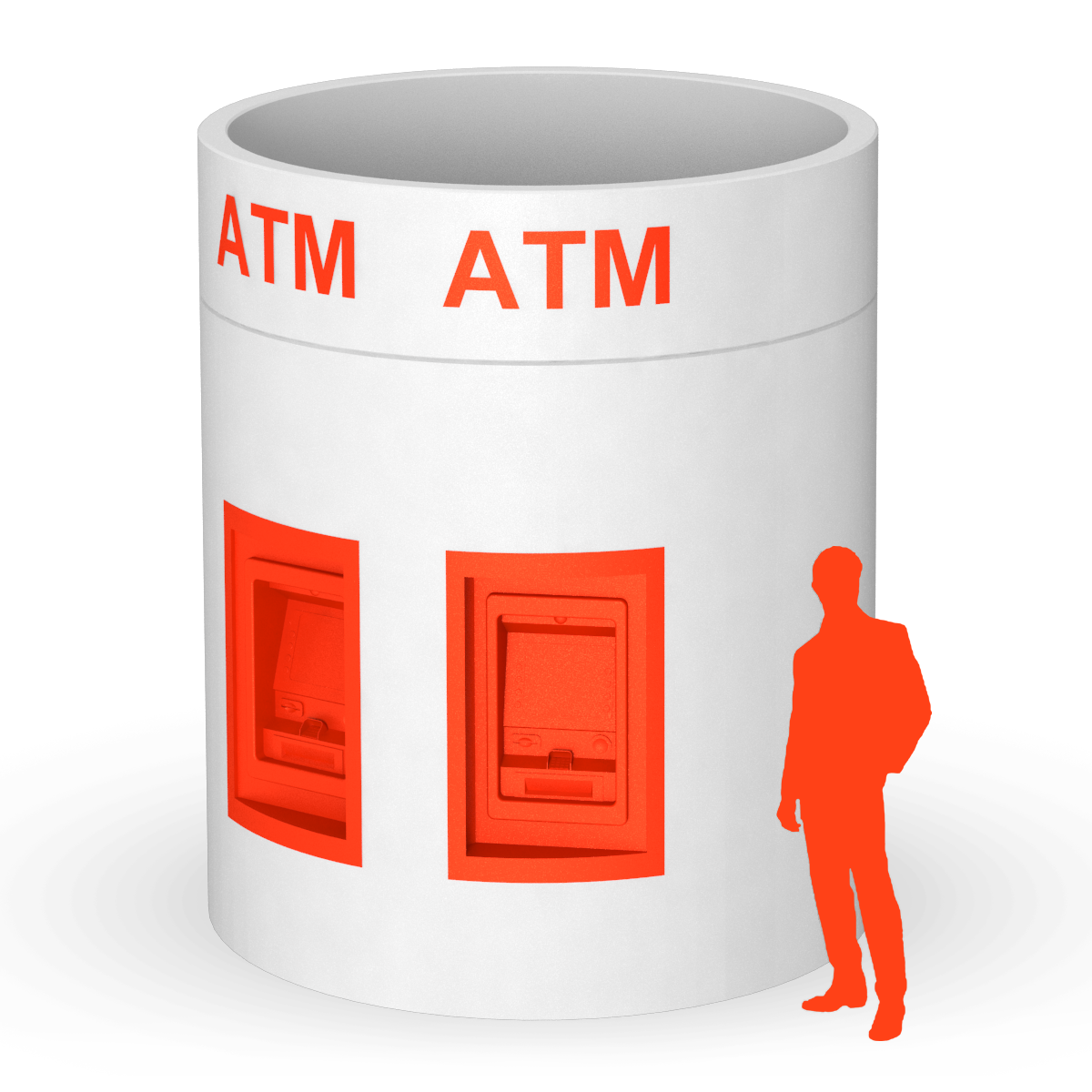 bboxx ATM 2 external ATMs