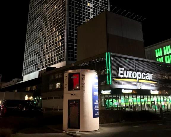 Veloform bboxx slube home Mini-Hotel am ParkInn Hotel Alexanderplatz