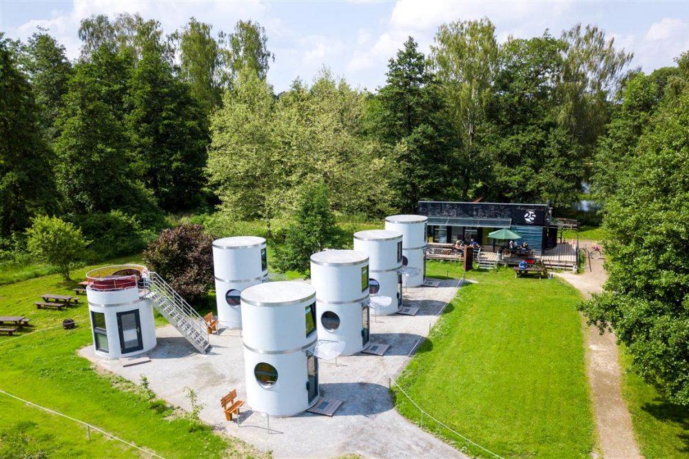 Veloform bboxx slube Mini-Hotels Forellenhof Rottstock 25 Teiche
